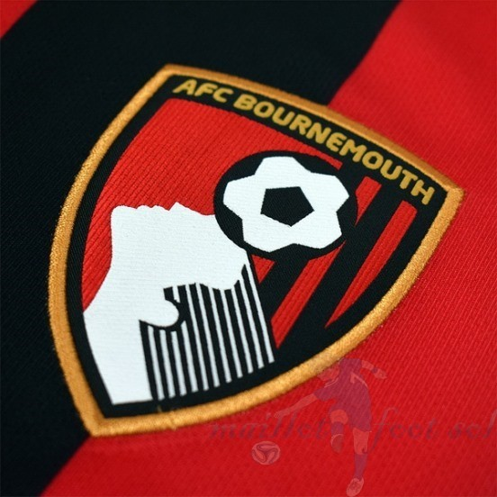 Pas Cher Maillot Foot Umbro Domicile Maillot Bournemouth 2018 2019 Rouge