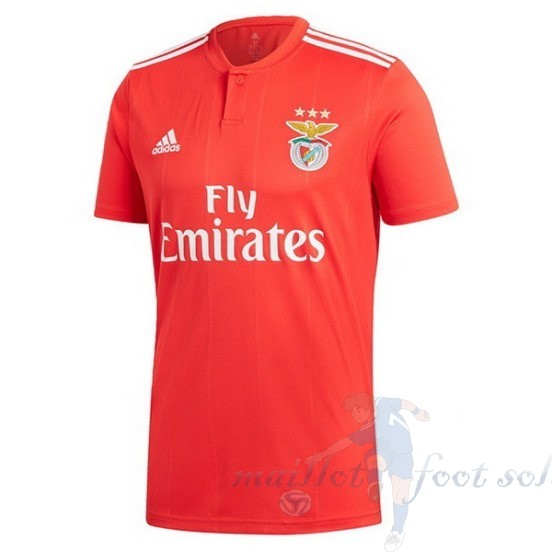 Pas Cher Maillot Foot Adidas Domicile Maillot Benfica 2018 2019 Rouge