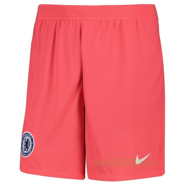 Pas Cher Maillot Foot Nike Third Pantalon Chelsea 2020 2021 Orange