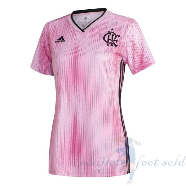 Pas Cher Maillot Foot adidas Spécial Maillot Femme Flamengo 2019 2020 Rose