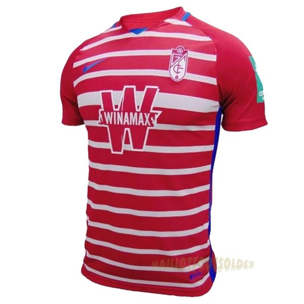 Pas Cher Maillot Foot Nike Domicile Maillot Granada 2020 2021 Rouge