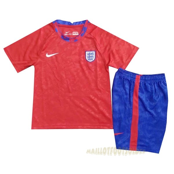 Pas Cher Maillot Foot Nike Entrainement Ensemble Complet Angleterre 2020 Rouge