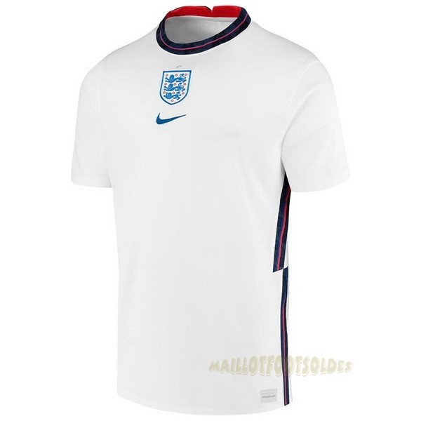 Pas Cher Maillot Foot Nike Thailande Domicile Maillot Angleterre 2020 Blanc