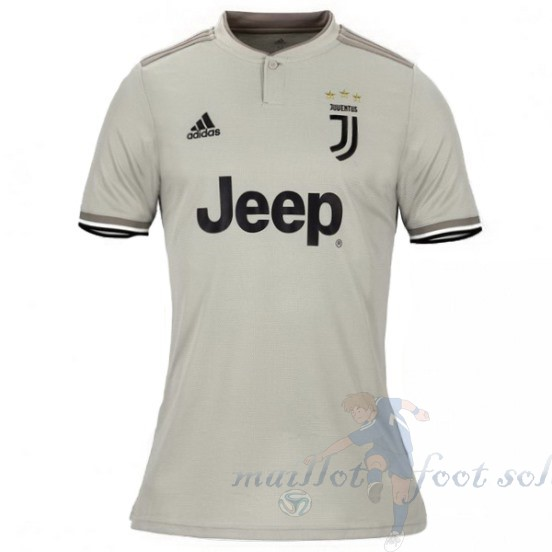 Pas Cher Maillot Foot Adidas Exterieur Maillot Femme Juventus 2018 2019 Marrone