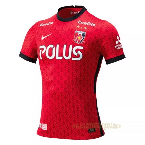 Pas Cher Maillot Foot Nike Domicile Maillot Kashima Antlers 2021 2022 Rouge