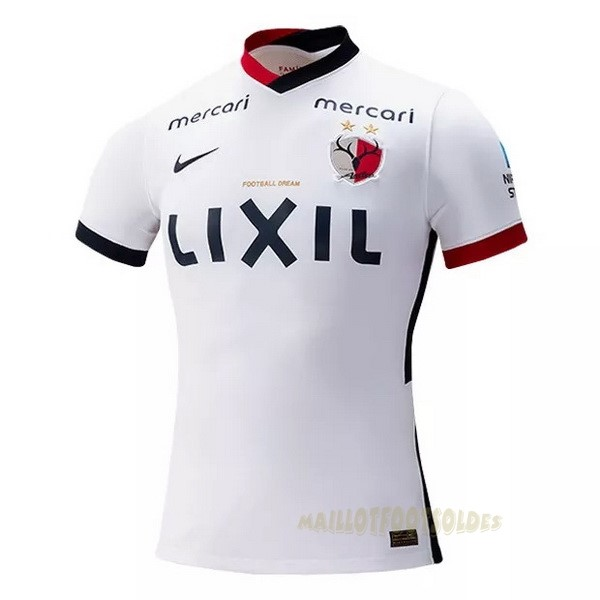 Pas Cher Maillot Foot Nike Exterieur Maillot Kashima Antlers 2021 2022 Blanc