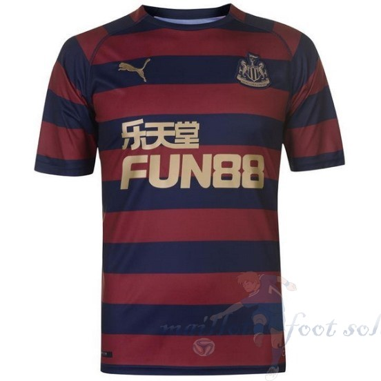 Pas Cher Maillot Foot Puma Exterieur Maillot Newcastle United 2018 2019 Rouge