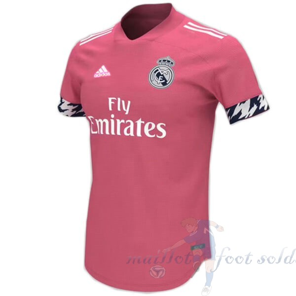 Pas Cher Maillot Foot adidas Concept Exterieur Maillot Real Madrid 2020 2021 Rose