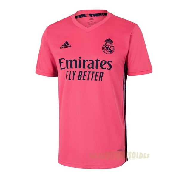 Pas Cher Maillot Foot adidas Domicile Maillot Real Madrid 2020 2021 Rose