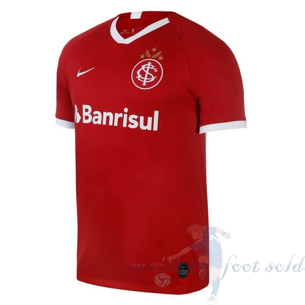 Pas Cher Maillot Foot Nike Domicile Maillot Internacional 2019 2020 Rouge
