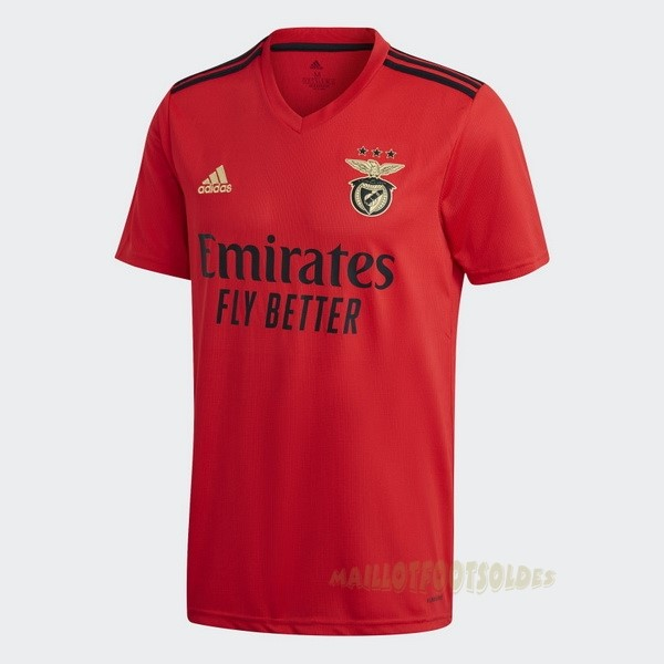 Pas Cher Maillot Foot adidas Domicile Maillot Benfica 2020 2021 Rouge