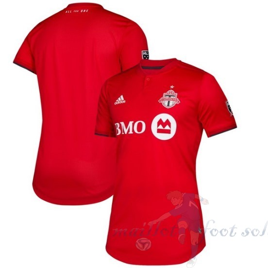 Pas Cher Maillot Foot Adidas DomiChili Maillot Femme TOrnto 2019 2020 Rouge