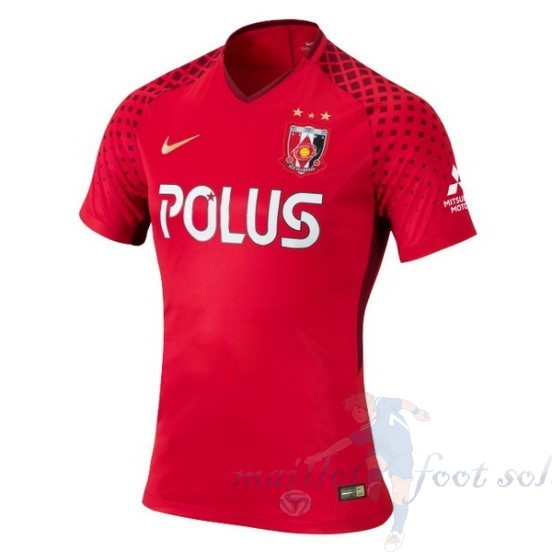 Pas Cher Maillot Foot Nike Domicile Maillot Urawa Red Diamonds 2018 2019 Rouge