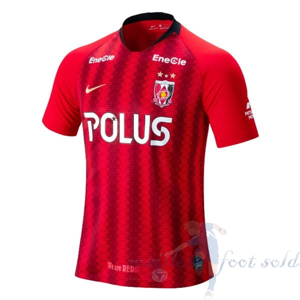 Pas Cher Maillot Foot Nike Domicile Maillot Urawa Red Diamonds 2019 2020 Rouge